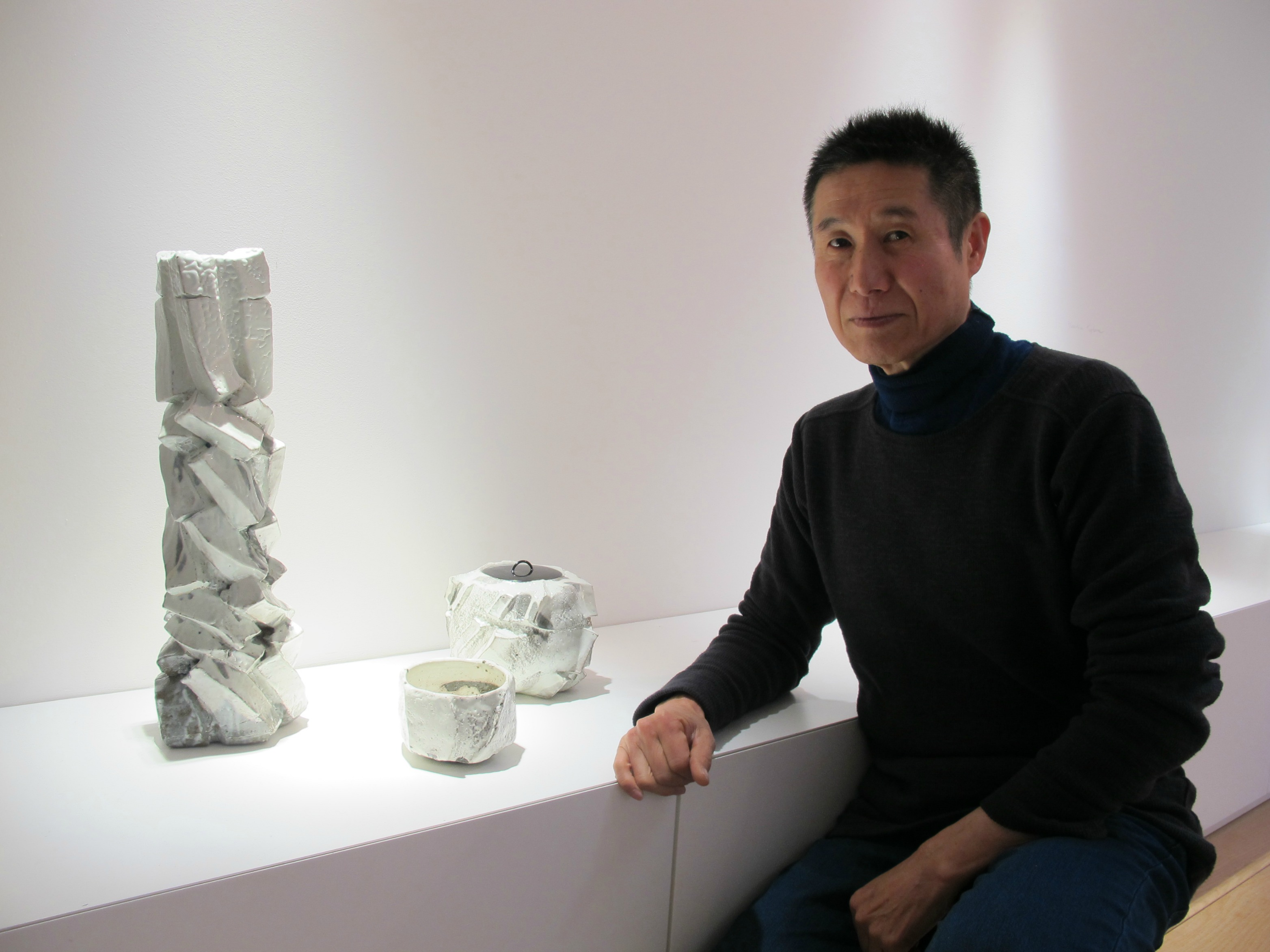 Shozo michikawa, photo By Cristina Solano.