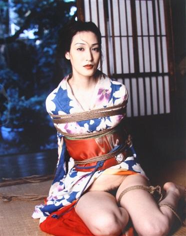 """""""Shino"""", 2000, by Araki Nobuyoshi."""