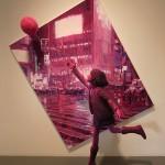 """""""Balloon"""", 2014, by Shintaro Ohata"""