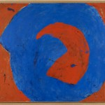 """Circle"", 1965, Jiro Yoshihara"
