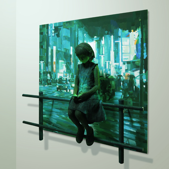 ''In the Sound'', 2012, by Shintaro Ohata