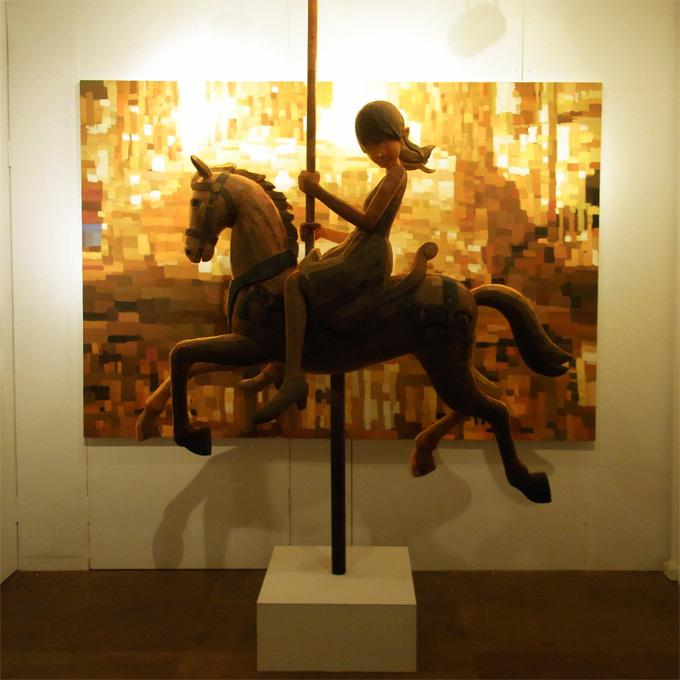 ''Loop'', 2010, by Shintaro Ohata